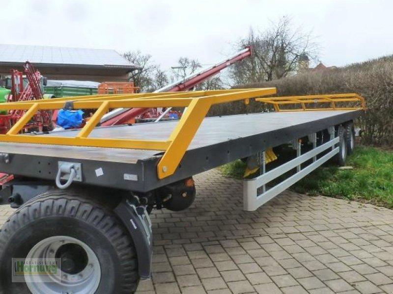 Ballentransportwagen des Typs WIELTON PRS 18, Vorführmaschine in Unterschneidheim-Zöb (Bild 1)