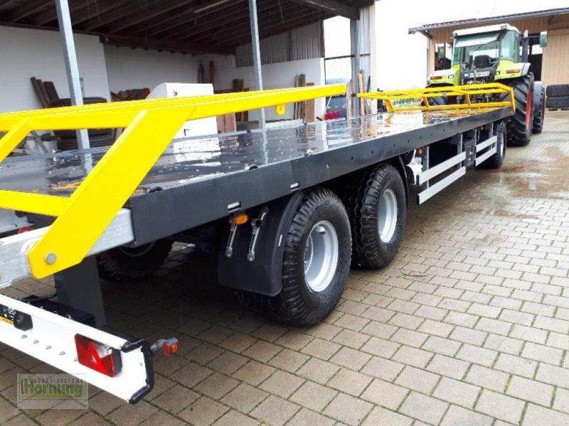 Ballentransportwagen des Typs WIELTON PRS 18, Vorführmaschine in Unterschneidheim-Zöb (Bild 9)