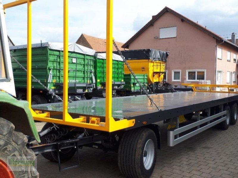 Ballentransportwagen типа WIELTON PRS 24, Gebrauchtmaschine в Unterschneidheim-Zöbingen (Фотография 1)