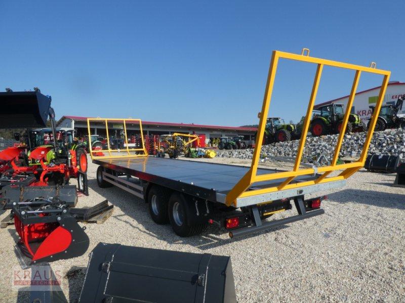 Ballentransportwagen типа WIELTON PRS 3S 14 18 To., Neumaschine в Geiersthal (Фотография 1)
