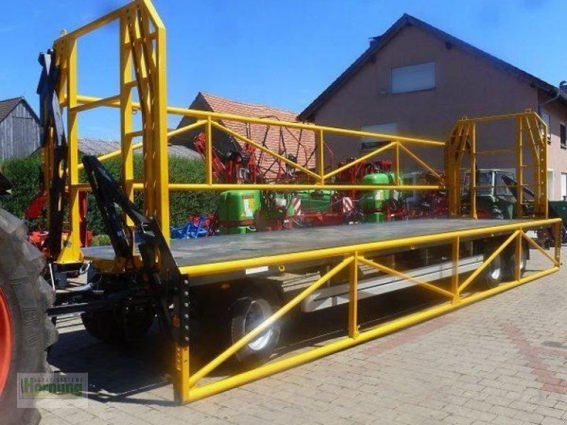 Ballentransportwagen типа WIELTON PRS hydrl. Ladegitter 24 to ZZG, Vorführmaschine в Unterschneidheim-Zöbingen (Фотография 1)