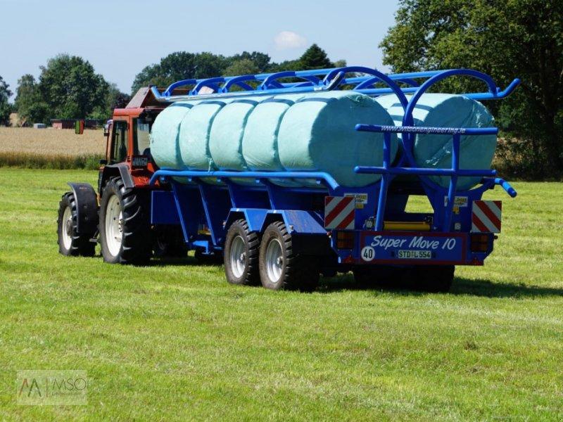Ballentransportwagen des Typs Wilson Wilson Super Move, Neumaschine in Südbrookmerland (Bild 11)