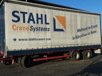 Krone Krone ADP 27 Ballenwagen optimal für Heu Stroh Tranport Jumbo Цюкавоз