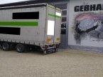 Ballenwagen typu Krukenmeier Jumbo Anhänger 19 Tonnen Tandem LKW Anhänger Plane Spriegel v Großschönbrunn