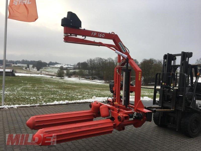Ballenwickler tip Bargam Wickler FP 160 Automatik, Gebrauchtmaschine in Gebenbach (Poză 1)