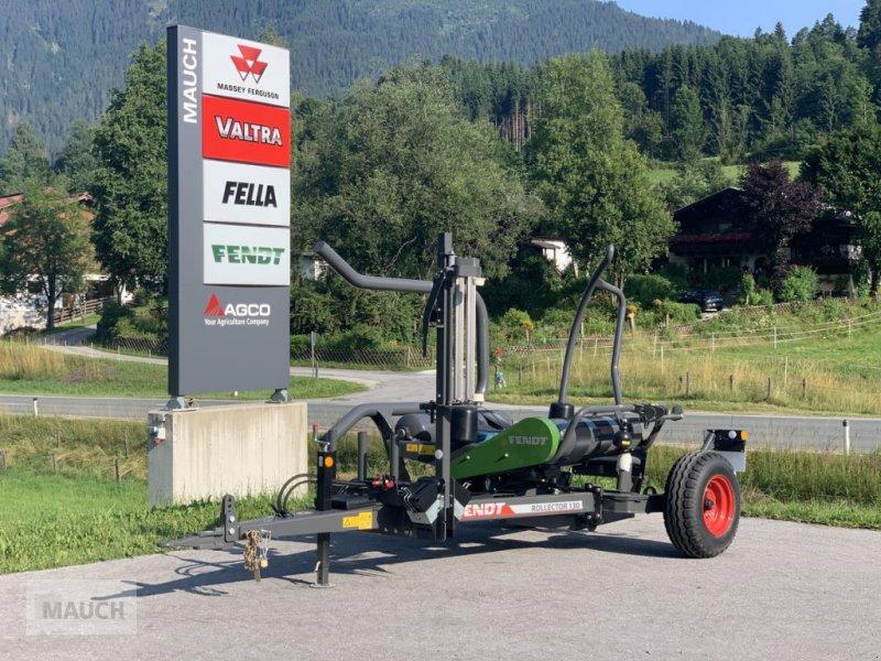 Ballenwickler des Typs Fendt Wickelmaschine Rollector 130, Neumaschine in Eben (Bild 1)