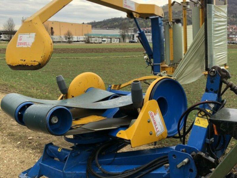 Ballenwickler des Typs Gemelli 120/3 SI, Gebrauchtmaschine in Owen (Bild 3)