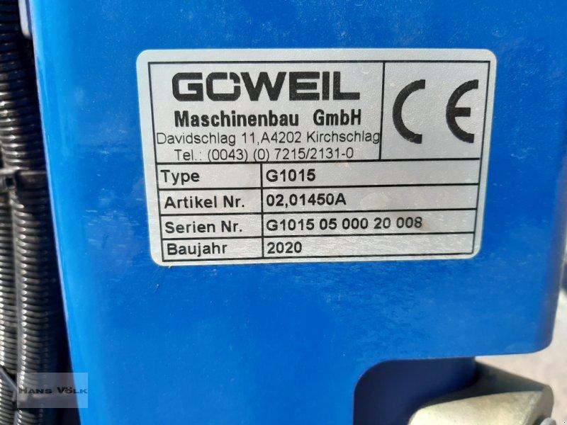 Ballenwickler tip Göweil G 1015, Neumaschine in Antdorf (Poză 10)