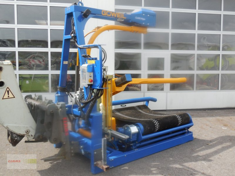 Ballenwickler des Typs Göweil G 3010 Q, Gebrauchtmaschine in Langenau (Bild 1)