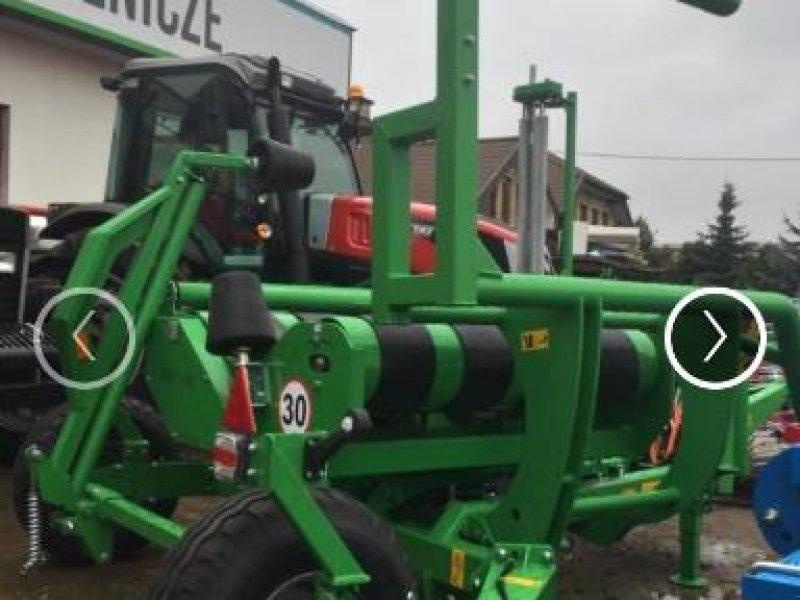 Ballenwickler типа Inter Tech Semi porté, Gebrauchtmaschine в DAILLANCOURT (Фотография 1)