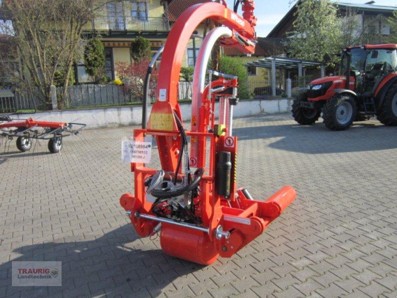 Ballenwickler des Typs Kubota WR 1250C (Kverneland), Neumaschine in Mainburg/Wambach (Bild 1)