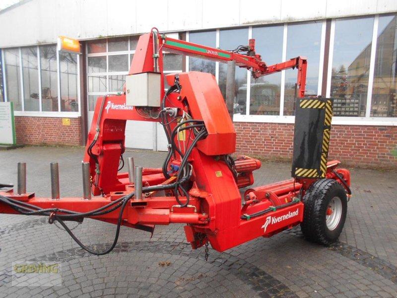 Ballenwickler des Typs Kverneland Scorpion UN 7655, Gebrauchtmaschine in Greven (Bild 2)