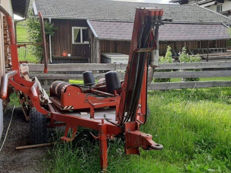 Ballenwickler des Typs Kverneland Silawrap 7510, Gebrauchtmaschine in Burgkirchen (Bild 1)