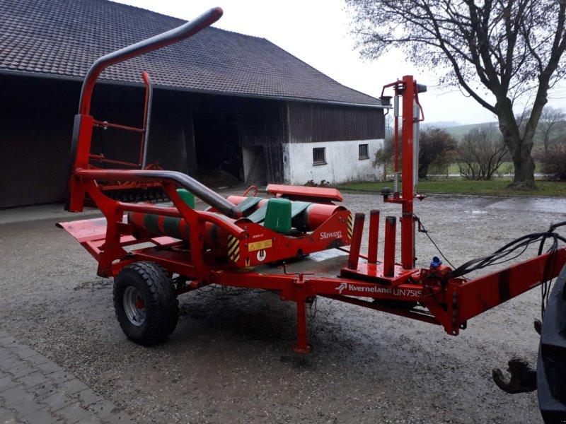 Ballenwickler tip Kverneland UN 7515, Gebrauchtmaschine in Baierbach (Poză 1)