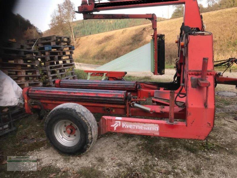 Ballenwickler des Typs Kverneland UN7655, Gebrauchtmaschine in Kanzach (Bild 1)