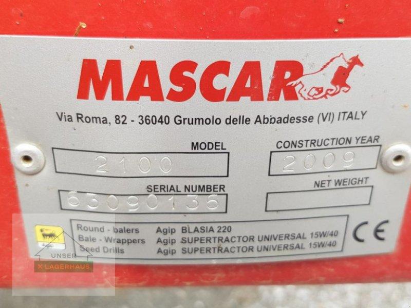 Ballenwickler typu Mascar 2100S, Gebrauchtmaschine v Wies (Obrázok 4)