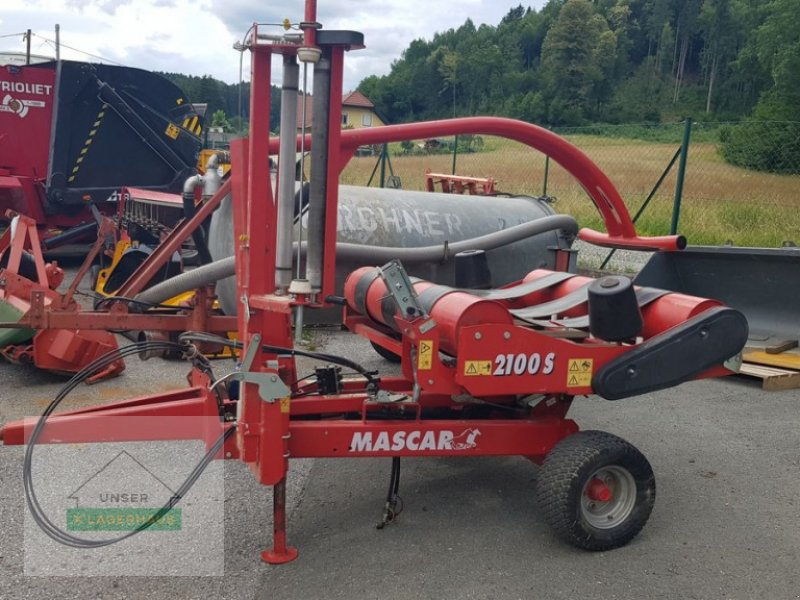 Ballenwickler typu Mascar 2100S, Gebrauchtmaschine v Wies (Obrázok 2)