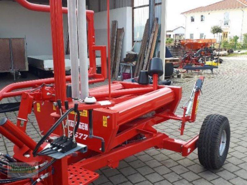 Ballenwickler des Typs Metal-Fach 577-560-529, Gebrauchtmaschine in Unterschneidheim-Zöb (Bild 8)
