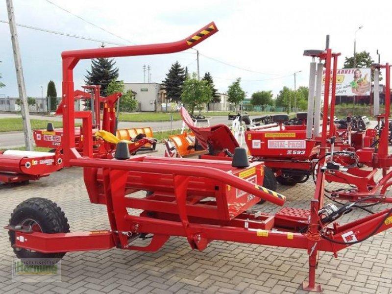 Ballenwickler des Typs Metal-Fach 577-560-529, Gebrauchtmaschine in Unterschneidheim-Zöb (Bild 2)