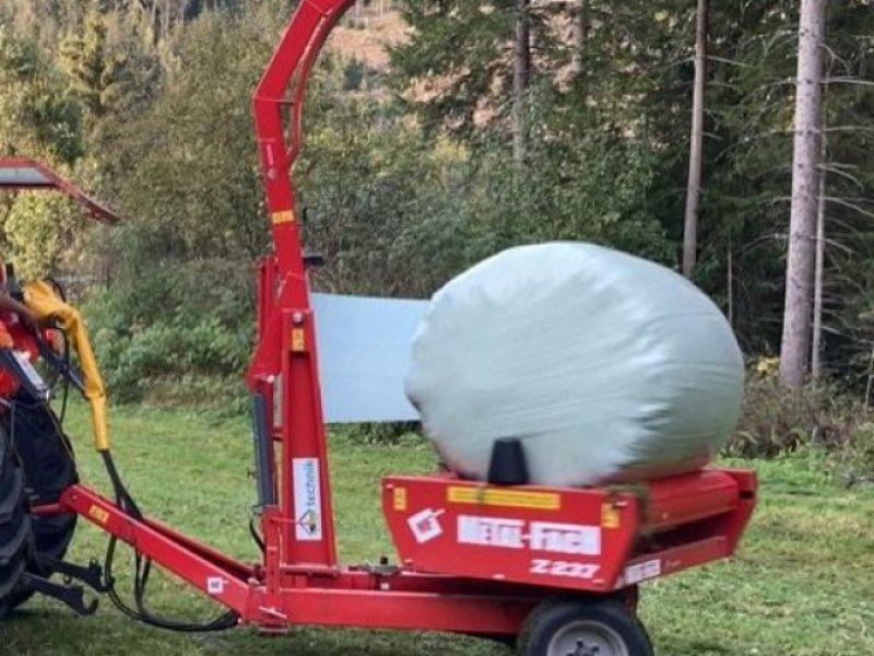 Ballenwickler des Typs Metal-Fach Ballenwickler Z237, Gebrauchtmaschine in Tamsweg (Bild 1)