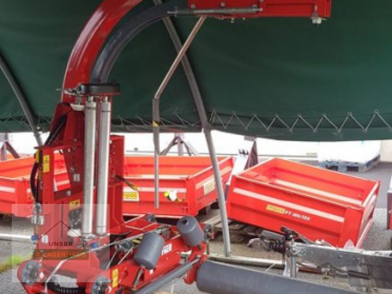 Ballenwickler des Typs Metal-Fach Wickelmaschine Z-529, Gebrauchtmaschine in Wies (Bild 1)