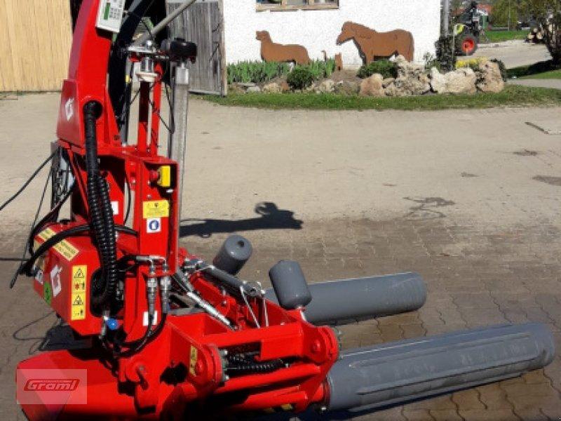 Ballenwickler des Typs Metal-Fach Z 529, Gebrauchtmaschine in Kößlarn (Bild 1)