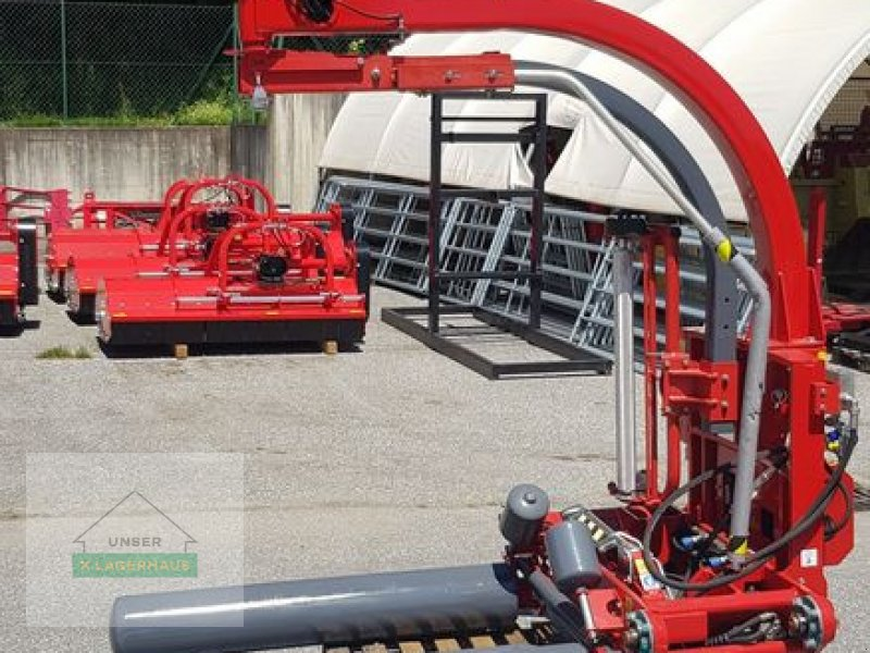 Ballenwickler typu Metal-Fach Z529, Neumaschine v Wies (Obrázok 1)
