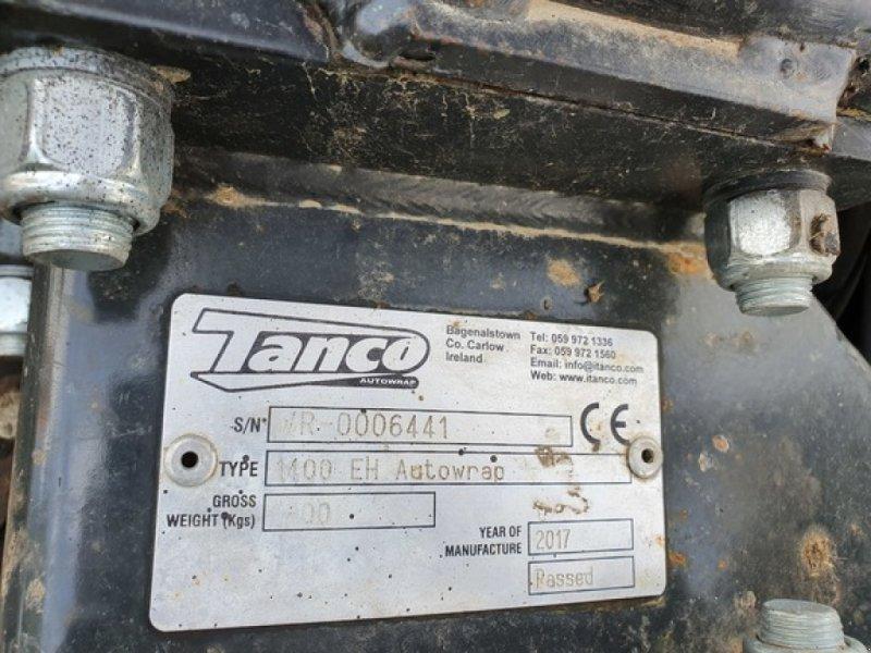 Ballenwickler типа Tanco 1400 EH, Gebrauchtmaschine в DOMFRONT (Фотография 5)