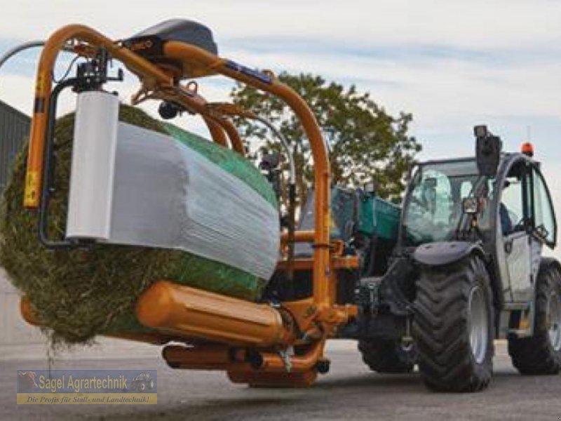 Ballenwickler des Typs Tanco S200-V Autowrap, Neumaschine in Rhaunen (Bild 1)