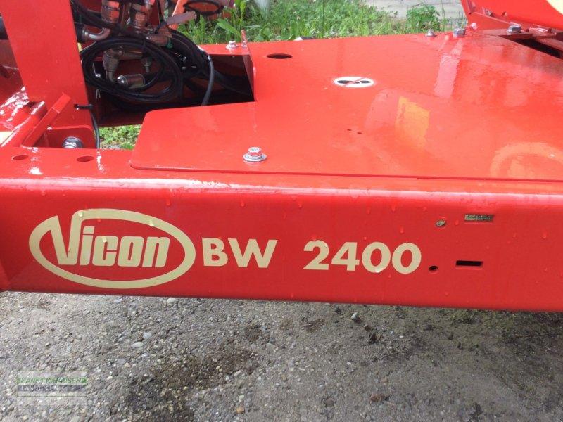 Ballenwickler des Typs Vicon BW 2400, Neumaschine in Diessen (Bild 4)