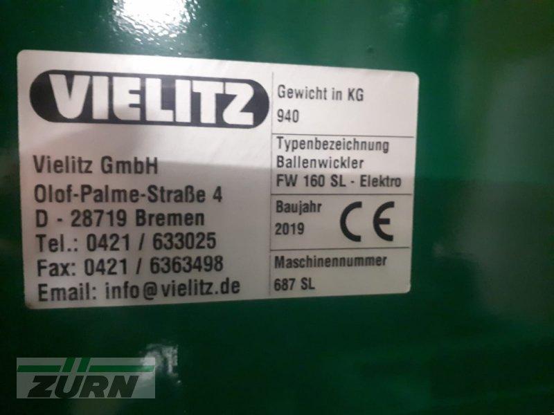 Ballenwickler tip Vielitz Fw 160 SL, Gebrauchtmaschine in Merklingen (Poză 3)