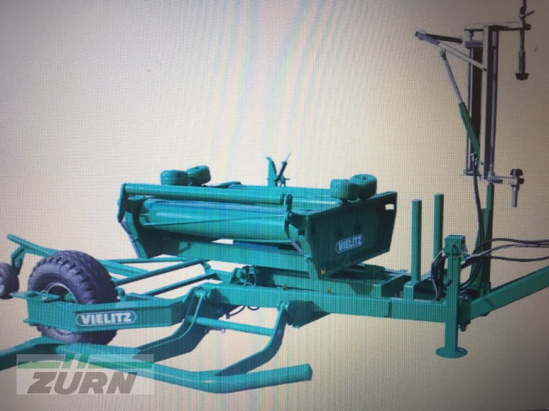 Ballenwickler tip Vielitz Fw 160 SL, Gebrauchtmaschine in Merklingen (Poză 1)