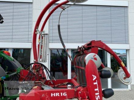 Ballenwickler des Typs Welger Attis HR 16, Gebrauchtmaschine in Eching (Bild 1)