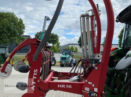Ballenwickler des Typs Welger Attis HR 16, Gebrauchtmaschine in Eching (Bild 5)