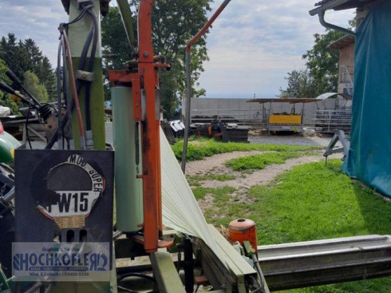 Ballenwickler типа Wolagri FW 15 Super, Gebrauchtmaschine в Wies (Фотография 1)