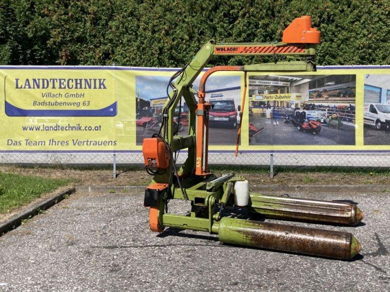 Ballenwickler типа Wolagri FW 15S, Gebrauchtmaschine в Villach (Фотография 1)