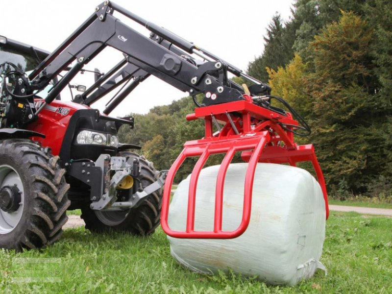 Ballenzange типа Fliegl Profi Combi, Neumaschine в Ried (Фотография 1)
