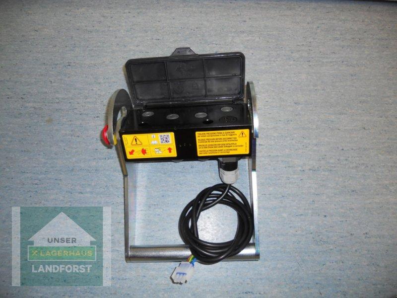 Ballenzange typu Hauer 4 Fach-Synchro Lock mit E-Teil, Neumaschine v Knittelfeld (Obrázok 1)