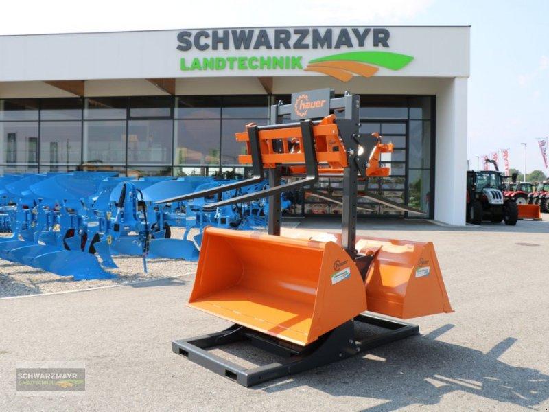 Ballenzange des Typs Hauer Leichtgutschaufel 2200mm, Neumaschine in Gampern (Bild 8)
