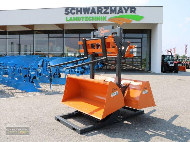 Ballenzange des Typs Hauer Leichtgutschaufel 2200mm, Neumaschine in Gampern (Bild 7)