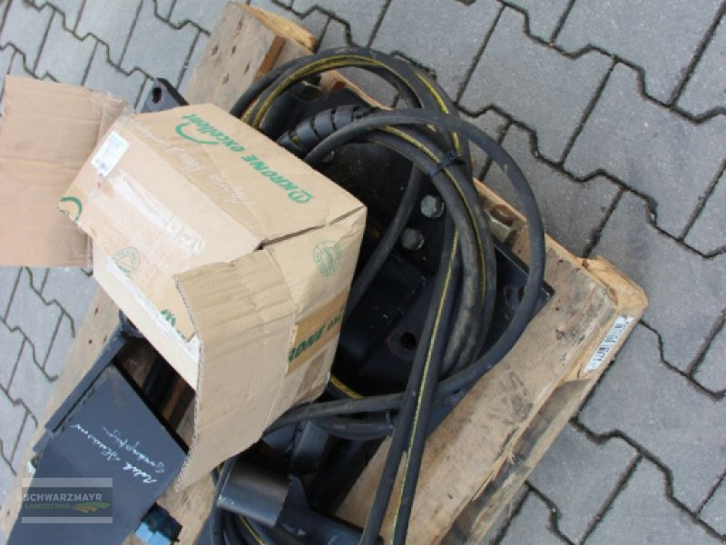 Ballenzange typu Mammut Frontladerkonsole, Gebrauchtmaschine v Aurolzmünster (Obrázok 6)