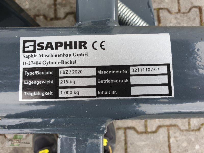 Ballenzange des Typs Saphir FBZ Euro, Neumaschine in Georgsheil (Bild 3)
