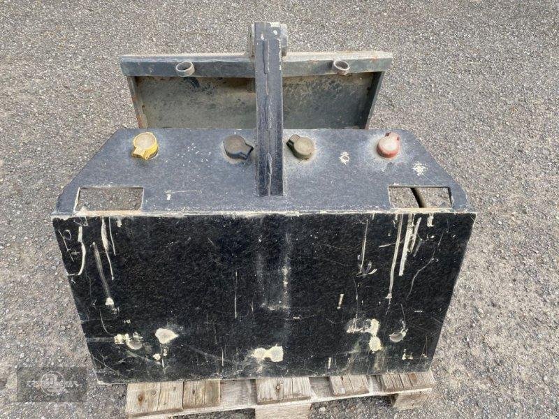 Ballenzange typu Sonstige Anbauplatten Dreipunkt auf DIN Pflugplatte, Gebrauchtmaschine v Rankweil (Obrázok 3)
