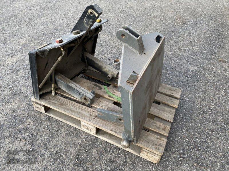 Ballenzange typu Sonstige Anbauplatten Dreipunkt auf DIN Pflugplatte, Gebrauchtmaschine v Rankweil (Obrázok 4)