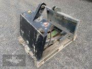 Ballenzange des Typs Sonstige Anbauplatten Dreipunkt auf DIN Pflugplatte, Gebrauchtmaschine in Rankweil