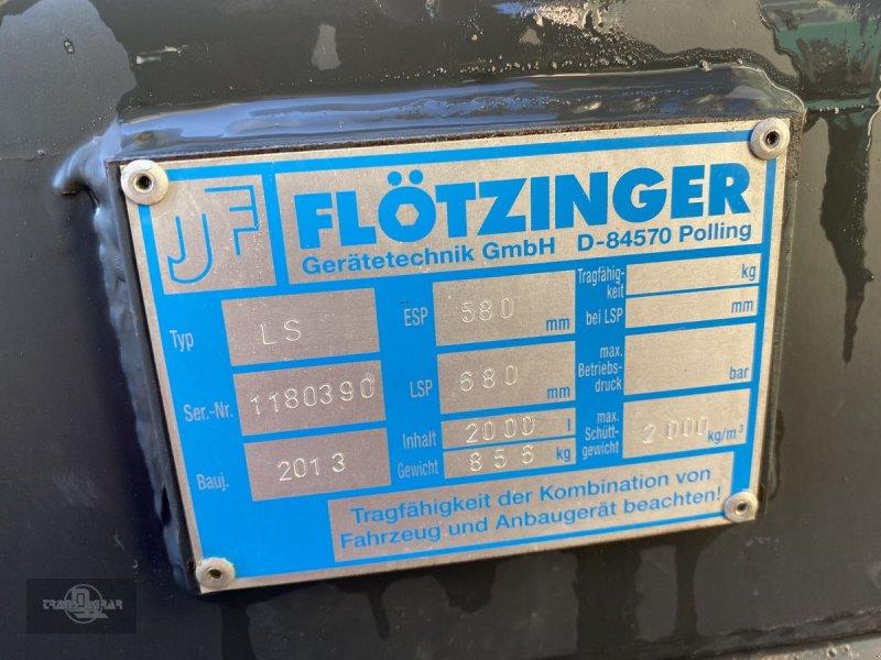 Ballenzange typu Sonstige Flötzinger Ladeschaufel 2 m³ EURO Aufnahme, Gebrauchtmaschine v Rankweil (Obrázok 5)