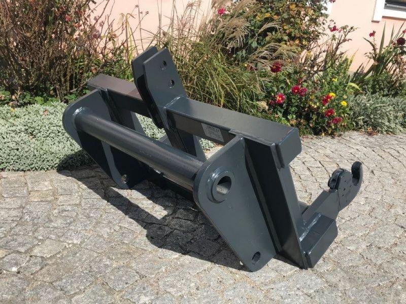 Ballenzange typu Sonstige Manitou Adapter auf 3 Punkt Aufnahme KAT2, Gebrauchtmaschine v Brunn an der Wild (Obrázok 3)