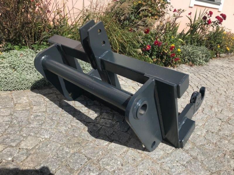 Ballenzange typu Sonstige Manitou Adapter auf 3 Punkt Aufnahme KAT2, Gebrauchtmaschine v Brunn an der Wild (Obrázok 2)