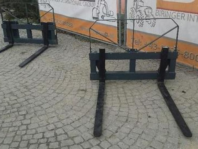 Ballenzange типа Sonstige Palettengabel 120 cm passend zu Euro Aufnahme, Neumaschine в Brunn an der Wild (Фотография 1)
