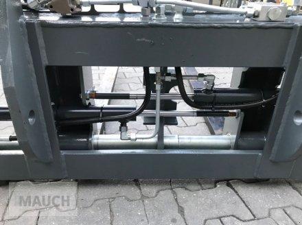 Ballenzange des Typs Sonstige Palettengabel mit hydraulischer Zinkenverstellun, Neumaschine in Burgkirchen (Bild 4)